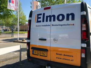 Korteland Signing voor Elmon