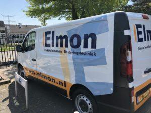 Korteland Signing voor Elmon bedrijfswagens