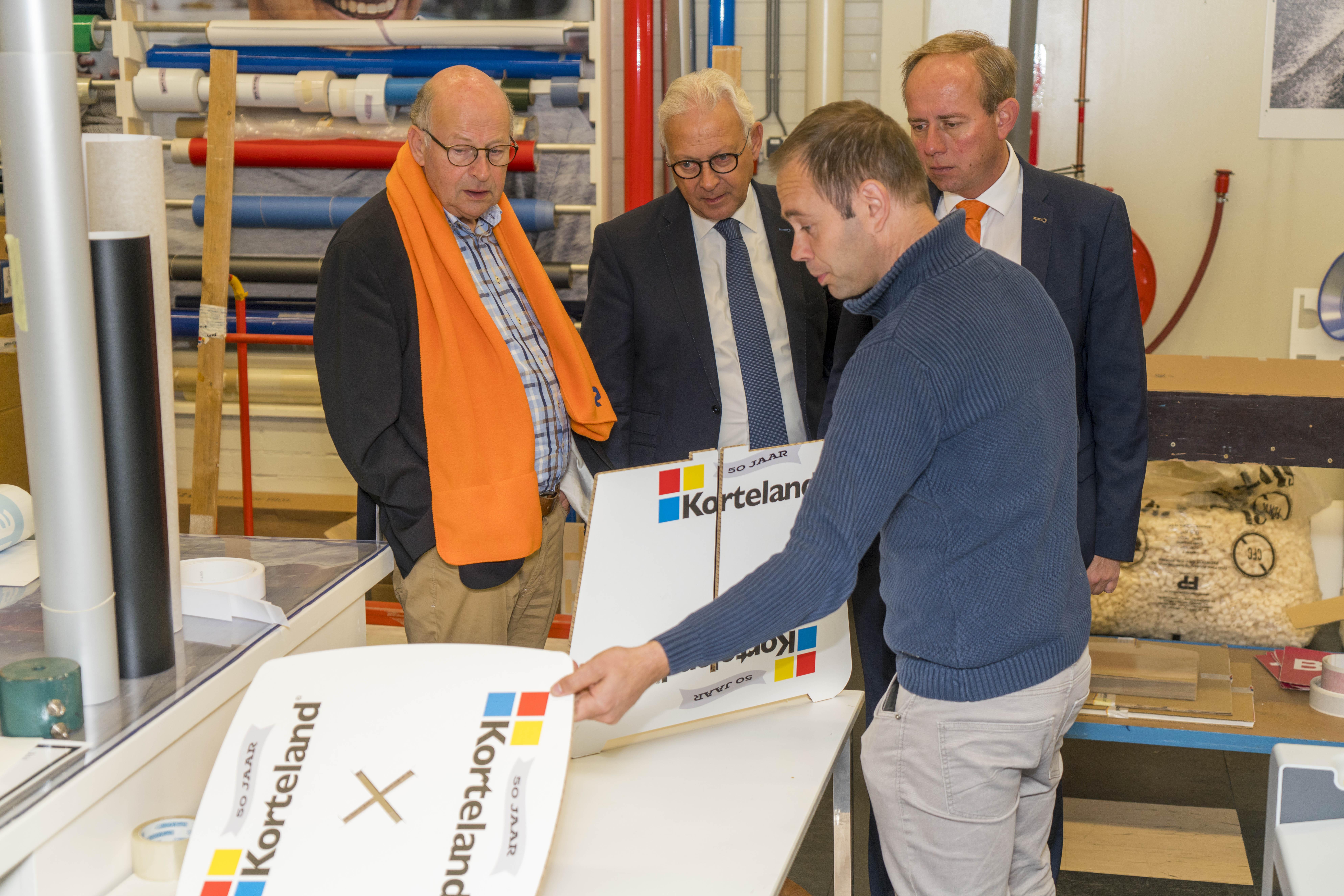 SGP Campagne Molenlanden door Korteland