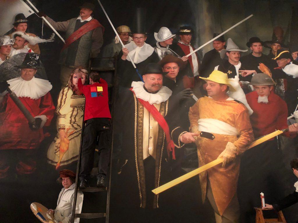 Korteland Nachtwacht Rembrandt