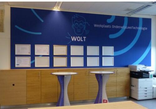 Werkplaats Onderwijsleertechnologie (WOLT)