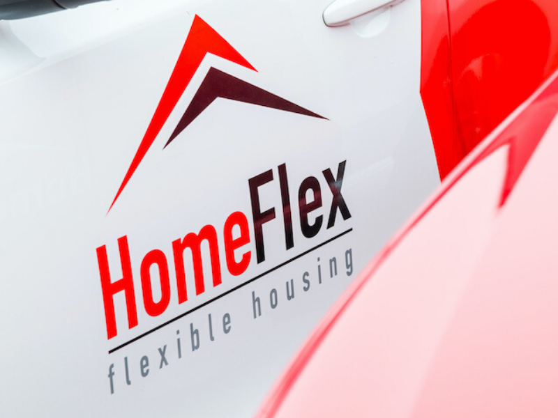 Homeflex - Korteland In en Outdoor signing